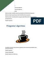 Algoritma Dan Pemrograman Ms Word
