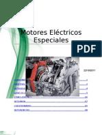2.- INFORME DE OCTUBRE MOTORES ELÉCTRICOS ESPECIALES