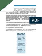 Método del análisis ergonómico del puesto de trabajo