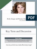 Body Image Update