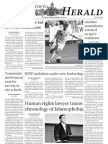 November 15, 2011 issue