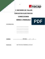 1° Informe  ELECTRICIDAD final
