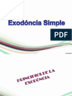 Exodóncia Simple