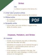 Strike , Labor Turn Over, Grievance