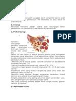 askep hemofilia