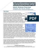 Atmospheric Science Overview