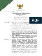Permen PU No. 09 Tahun 2010 Pedoman Pengamanan Pantai