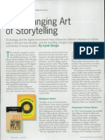 Changing Art of Storytelling