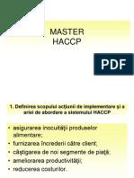 - HACCP -