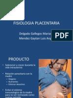 Fisiologia Placentaria