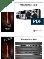 LG Curso e Treinamento Audio-LG - vários modelos
