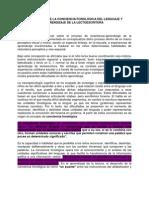DESARROLLO DE LA CONCIENCIA FONOLÓGICA