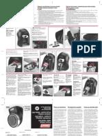 Coleman ProCat Propane Heater Manual