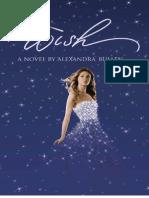 Wish - A Novel by Alexandra Bullen