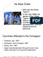 Keynes and the Asia Crisis