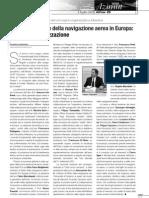 Regole e pratiche della navigazione aerea in Europa:verso un'armonizzazione