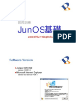 01 JunOS Basic