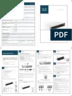 Cisco IronPort S370 Quick Start Guide
