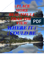 Where We All Wish to Be ( PARADISE )