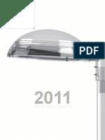 ATP Catálogo Tarifa 2011.