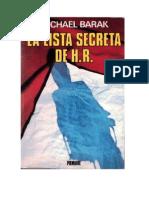 La Lista Secreta de H.R.