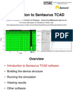 Introduction to Sentaurus TCAD-1