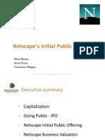 Ftmba3 Netscape Ipo Final Ppt