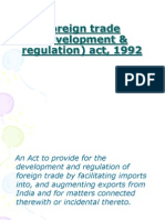 Foreign Exchange Management Act 1999