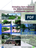 Designing Open Spaces in the Urban Environment
