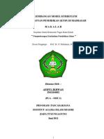 Pengembangan Kurikulum Pendidikan Islam - PENGEMBANGAN MODEL KURIKULUM TINGKAT SATUAN PENDIDIKAN (KTSP) DI MADRASAH