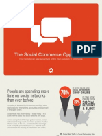 the Social Commerce Opportunity
