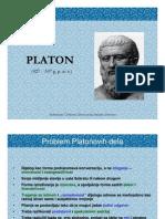 Aleksandar Cuckovic - Platon