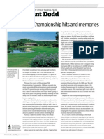 PGA Hits and Memories