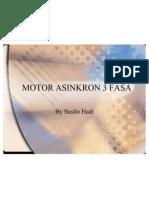 Motor Asinkron 3 f