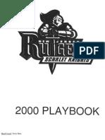 2000 Rutgers Offense
