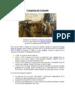 Conquista de Granada