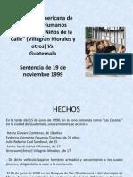 Corte Inter American A de Derechos Humanos
