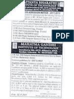 CBIT-MGIT-M.E-M.Tech-Admission-Notice15112011