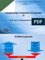 FIZIOPATOLOGIA METABOLISMULUI GLUCIDIC (1)
