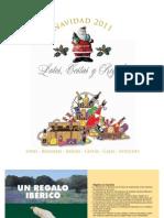 Catálogo lotes 2011
