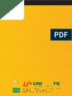 Catalogo Uniparts - Muito Import Ante