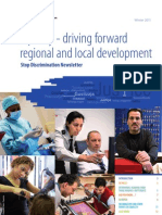 Equality Driving Forward Regional & Local Development