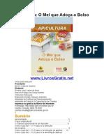 Apicultura O Mel que Adoça o Bolso-www.LivrosGratis