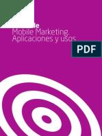 Curso de Mobile Marketing. Aplicaciones y usos
