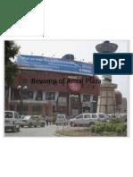 Revamp of Ansal Plaza