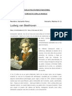 Biografia de Beethoven