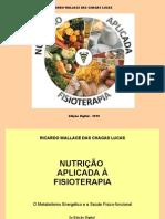 NUTRIÇÃO APLICADA À FISIOTERAPIA_2a Edição 2010