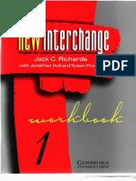 Intro new teachers book interchange