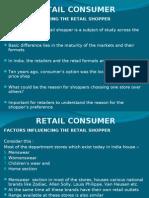 Retail Consumer
