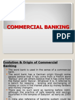 Commercial Banking - 1